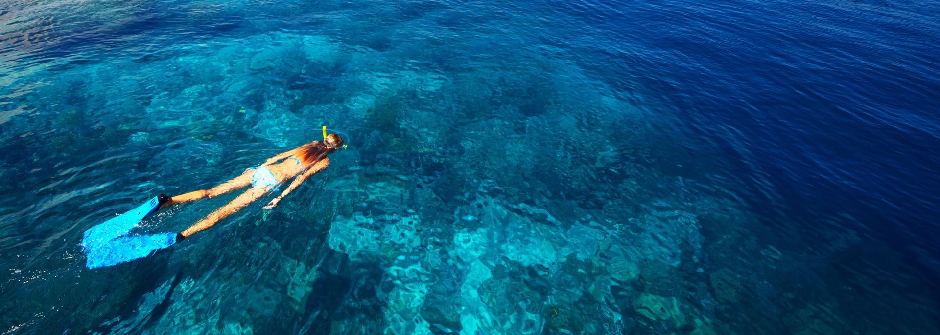 Schnorcheln und Tauchen, Fiji