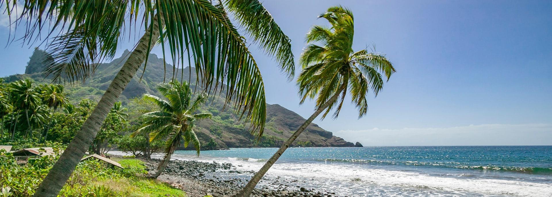 Hiva Oa, Französisch Polynesien