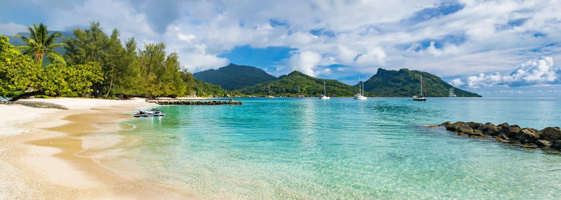 Huahine, Französisch Polynesien