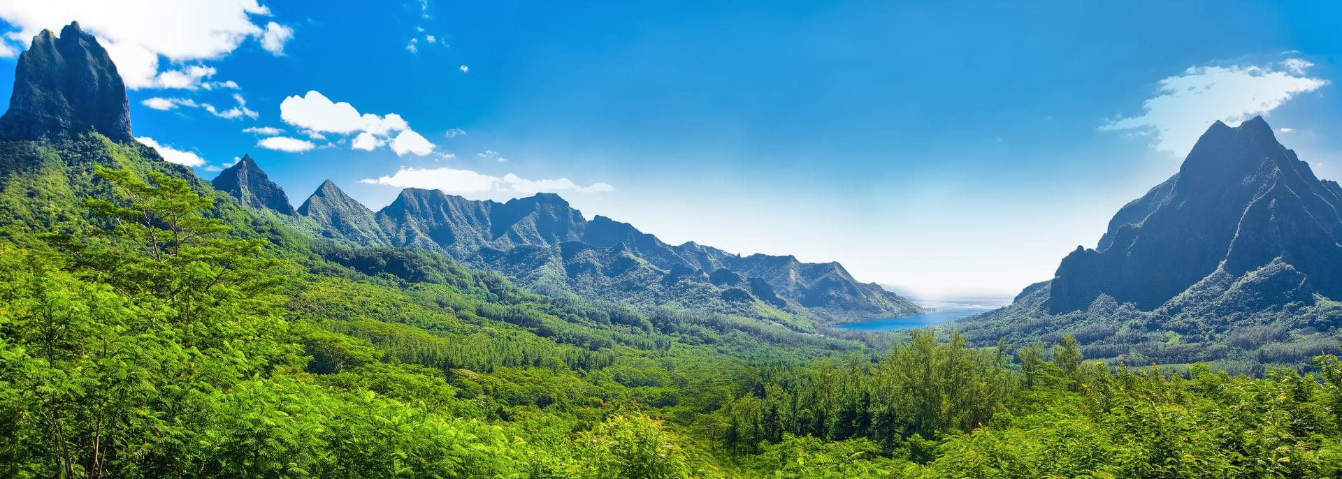 Moorea, Französisch Polynesien