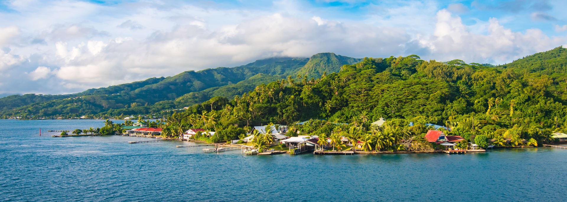 Raiatea, Französisch Polynesien