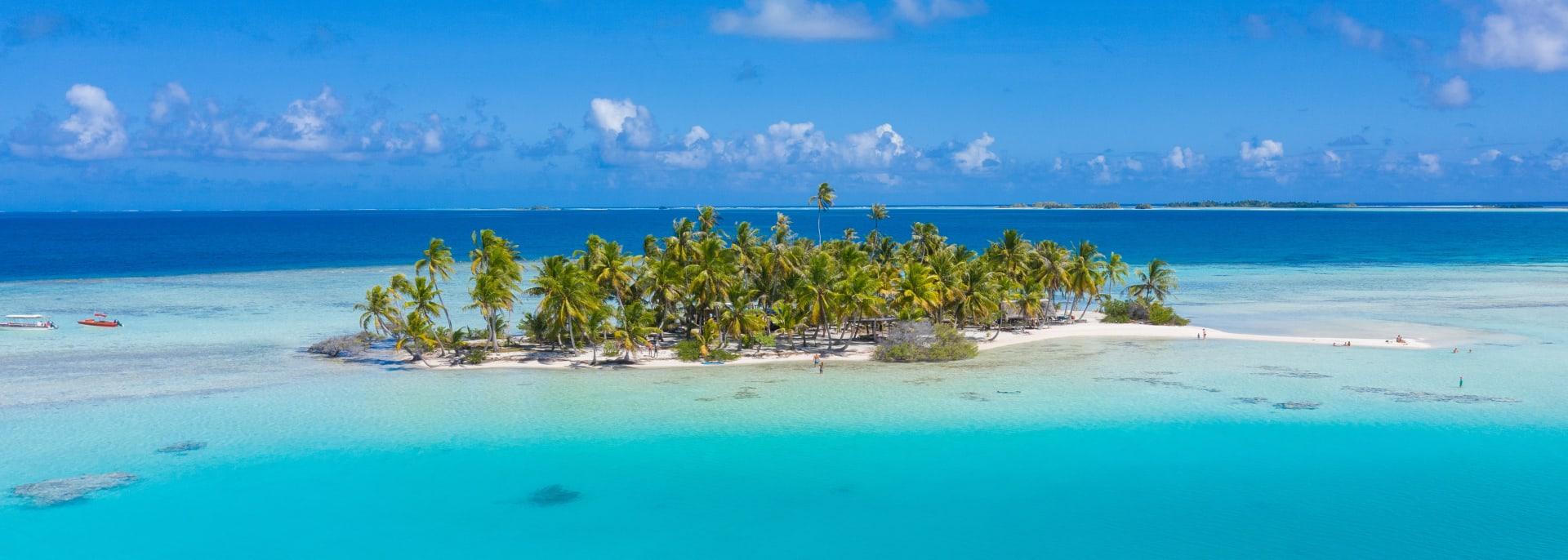 Rangiroa, Französisch Polynesien