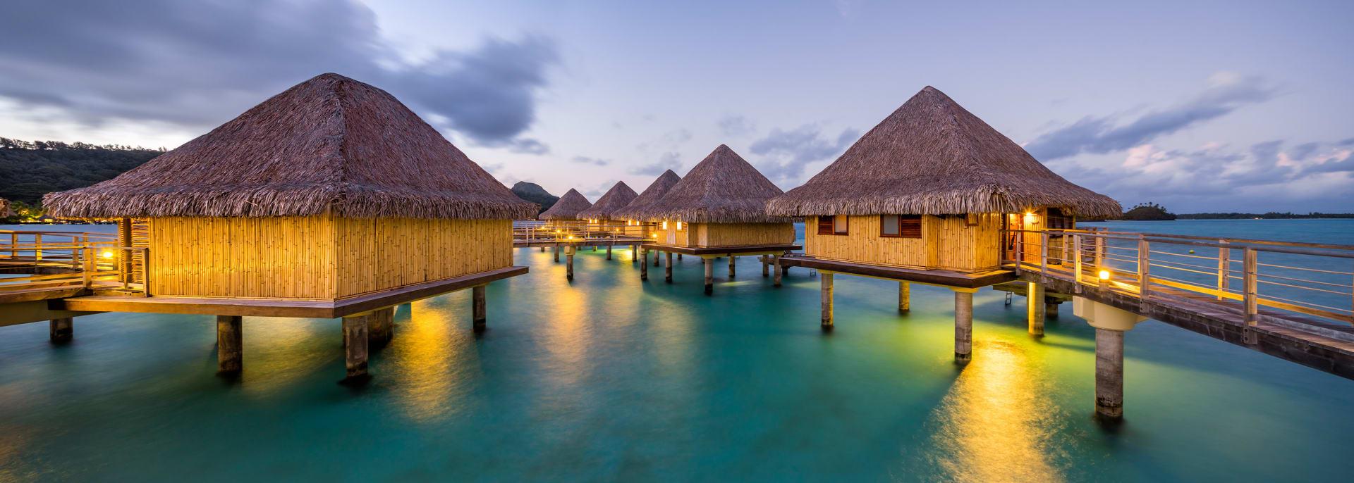 Bora Bora, Französisch Polynesien