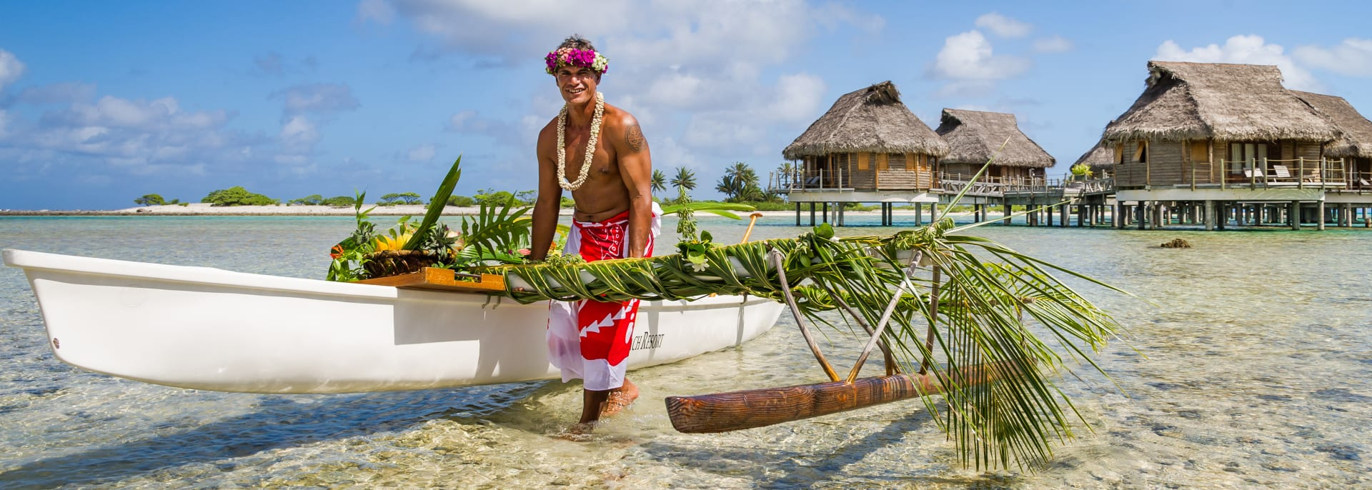 Tahitischer Mann, Samoa