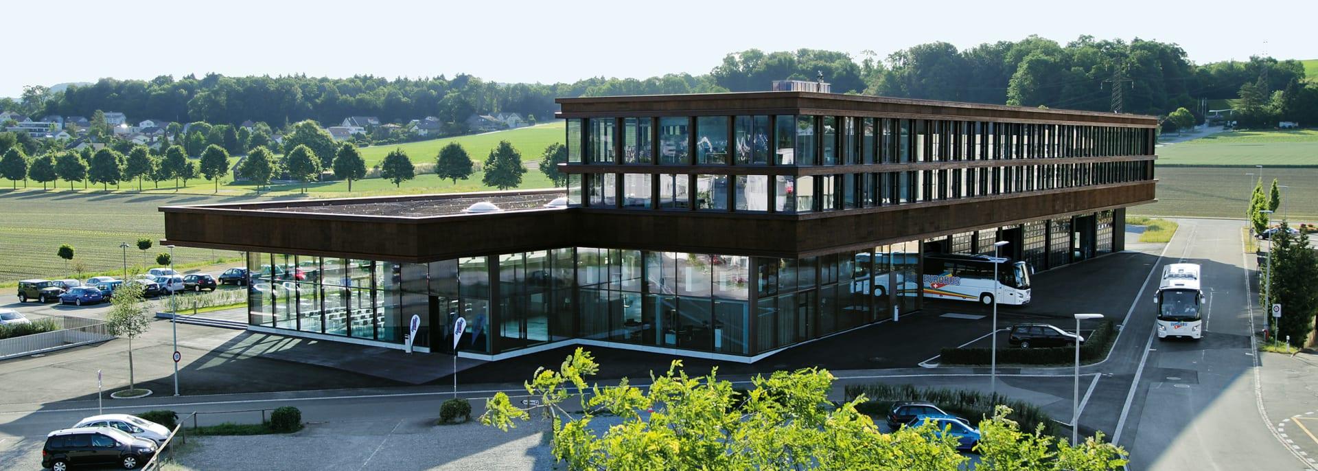 Reisezentrum knecht reisen AG, Windisch
