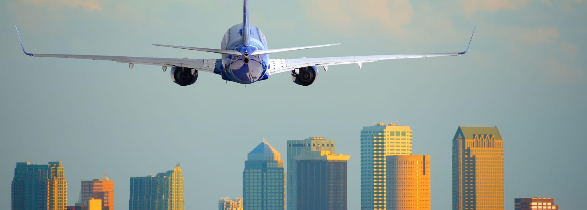 Fly & Drive, USA