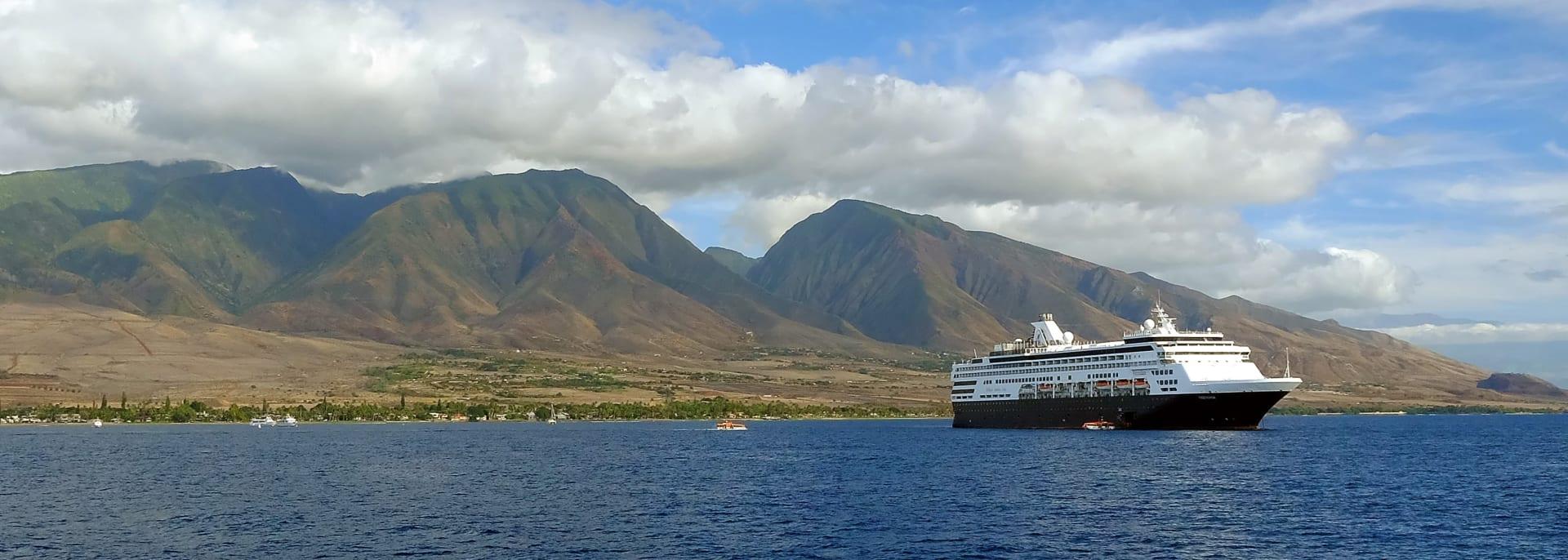 Schiffsreisen, Hawaii, USA