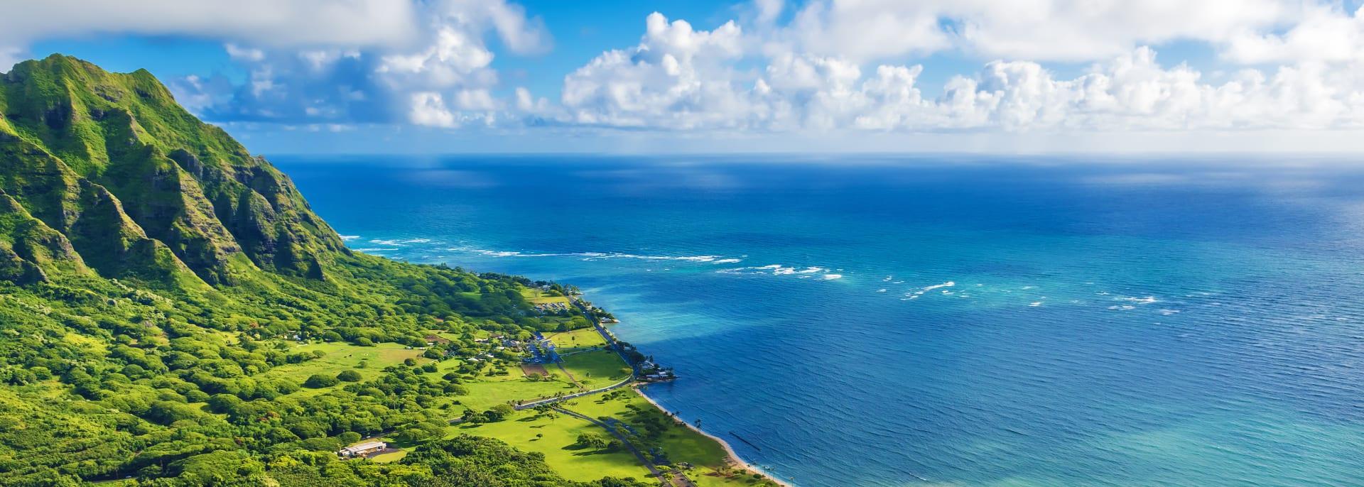 Rundreisen, Hawaii