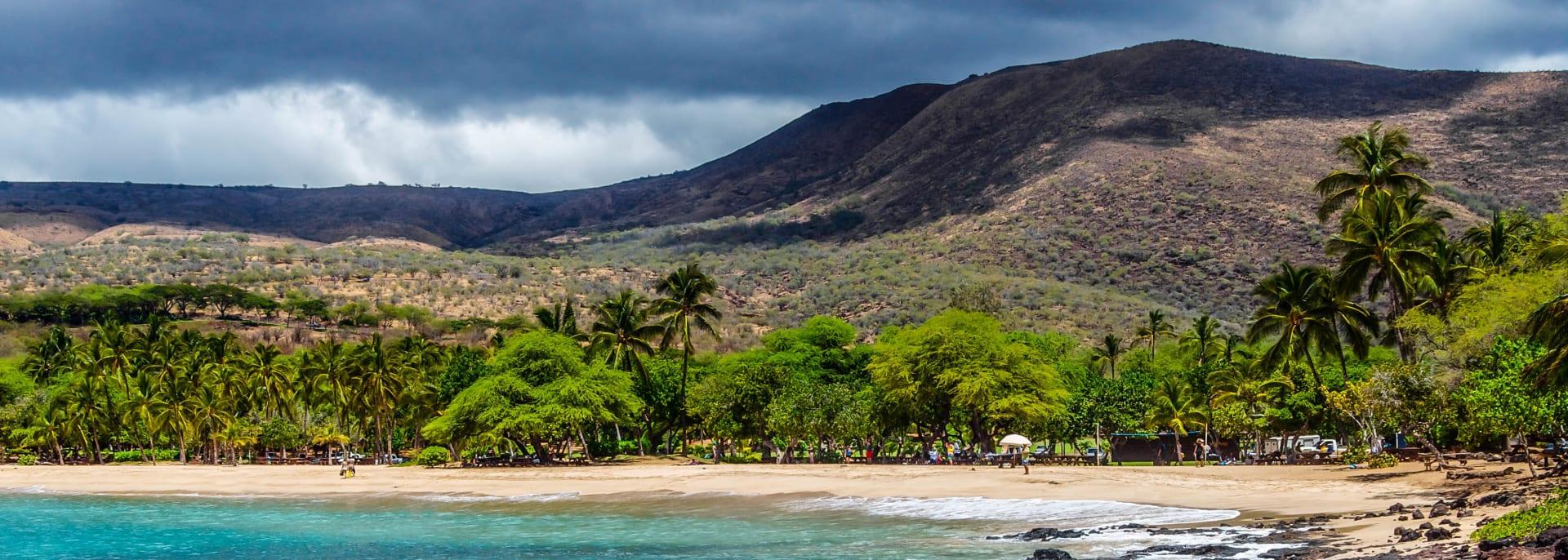 Lanai Reisen, Hawaii, USA