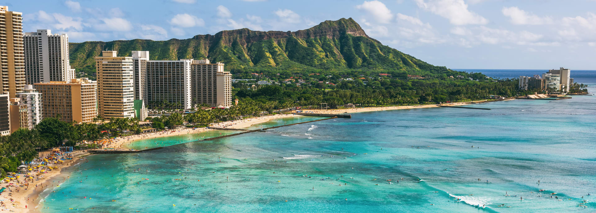 Oahu Ferien, Hawaii, USA