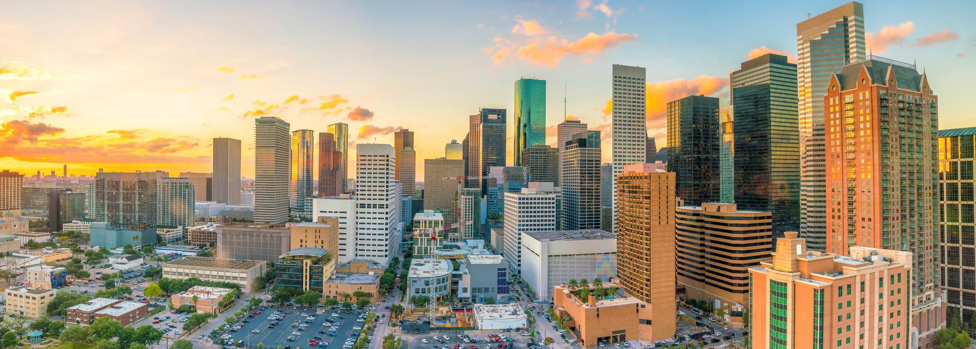 Houston Reisen
