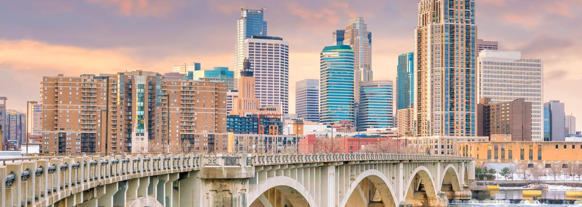 Minneapolis Reisen, USA
