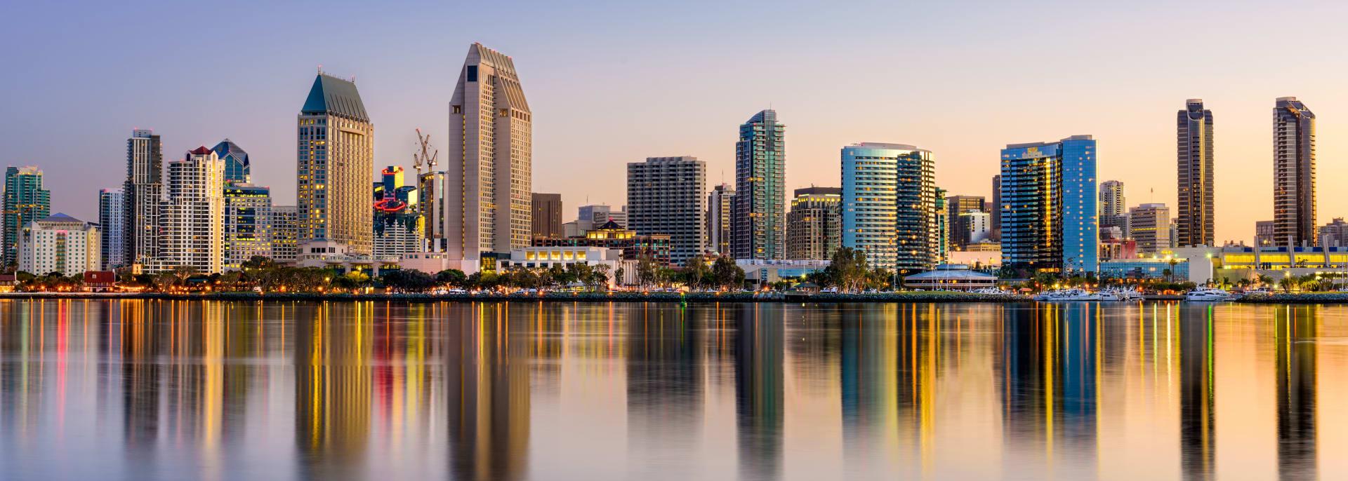 San Diego Ferien, USA