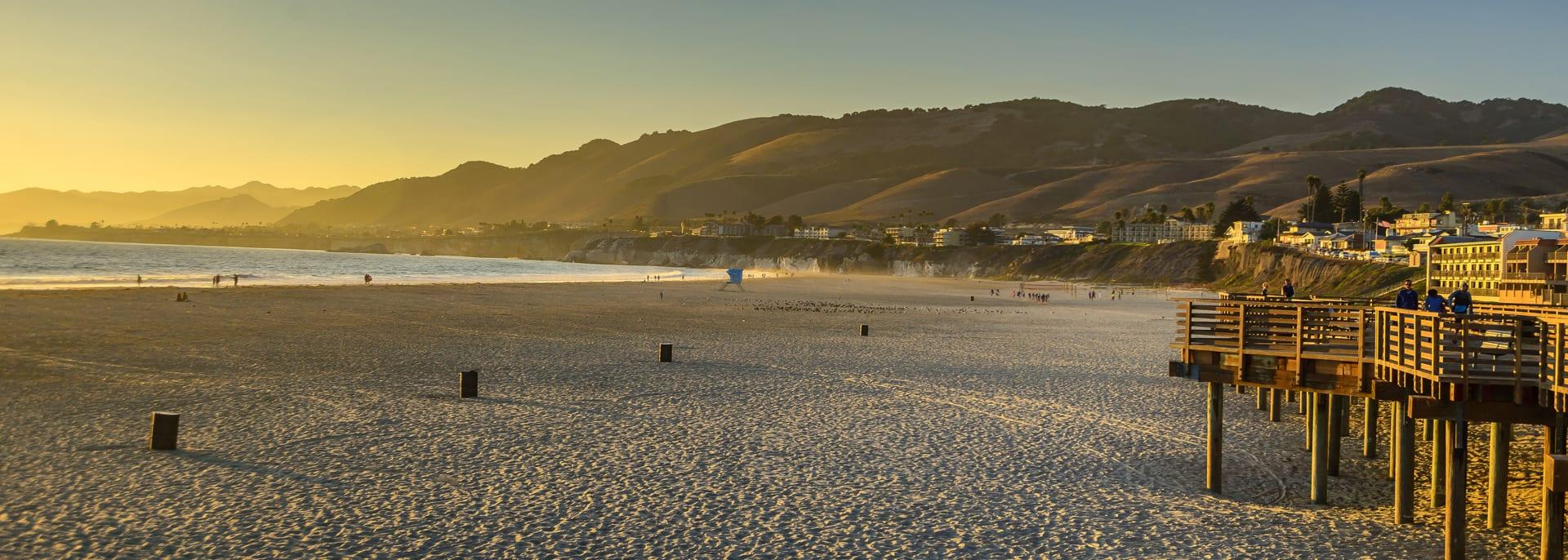 USA Hotels - Kalifornien, Pismo Beach