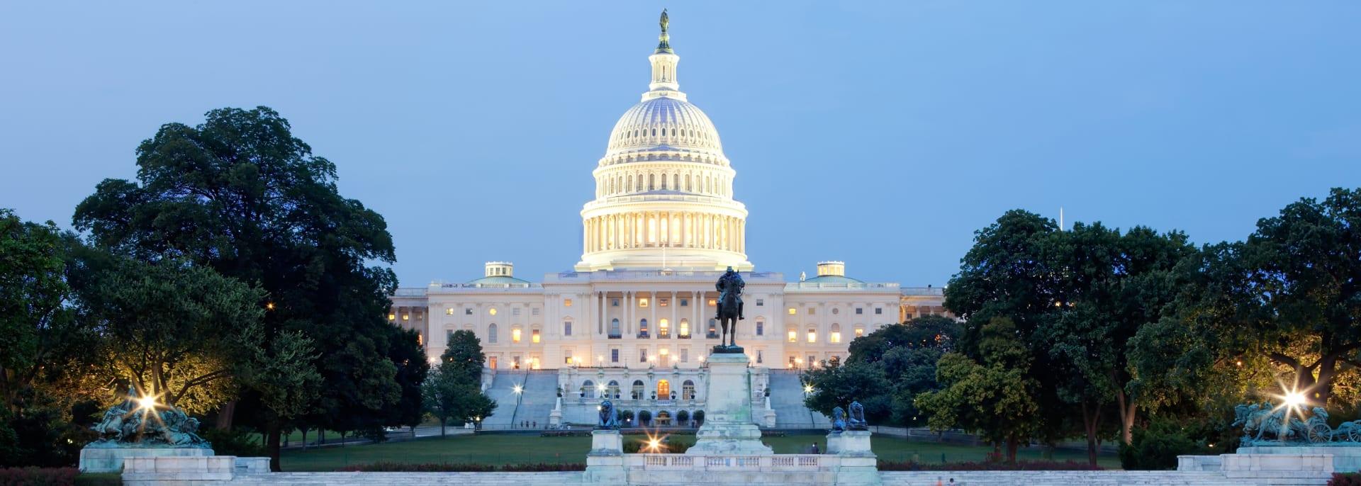 Washington D.C. Ferien, USA