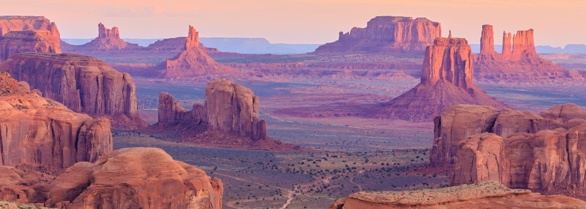 Monument Valley Nationalpark, USA