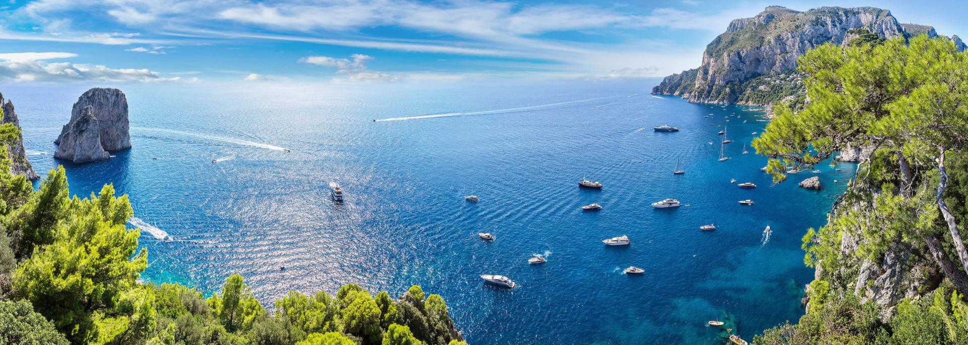 Capri, Italien