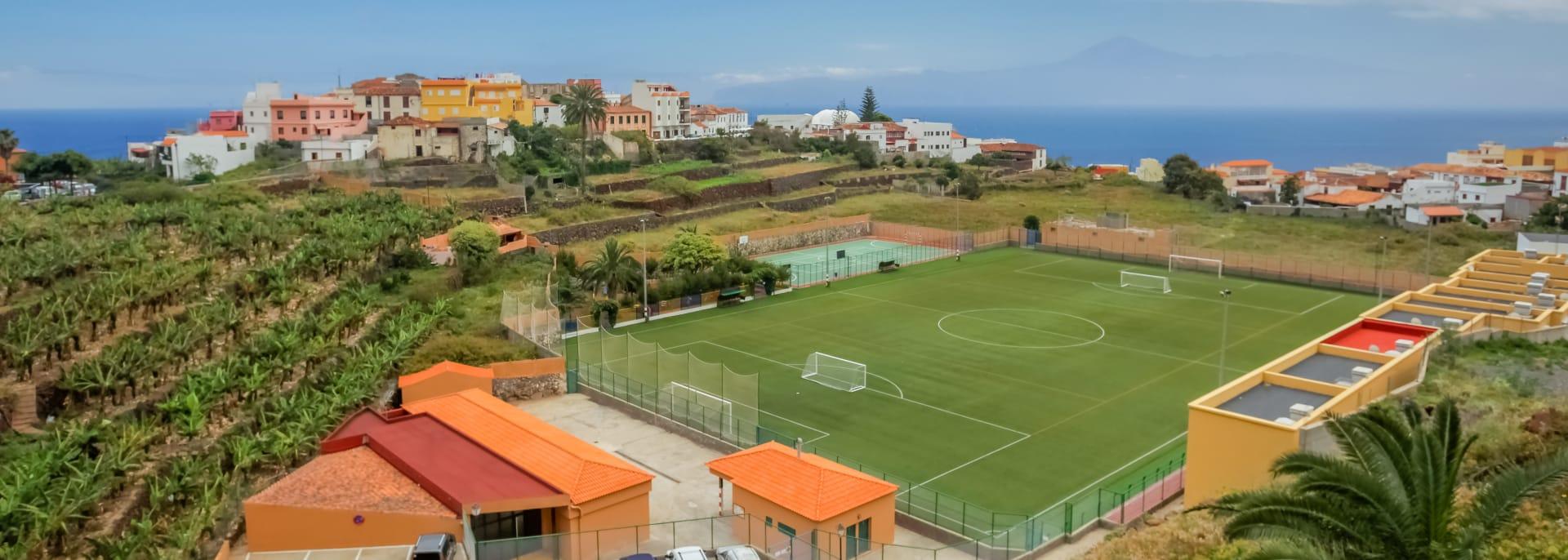 Spanien, Fussball-Camp, Fussball-Trainingslagerreisen, Knecht Reisen