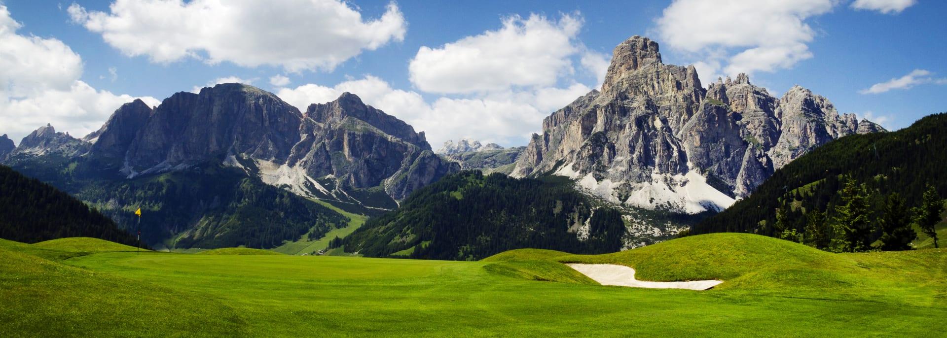 Italien, Golfreisen, Knecht Reisen