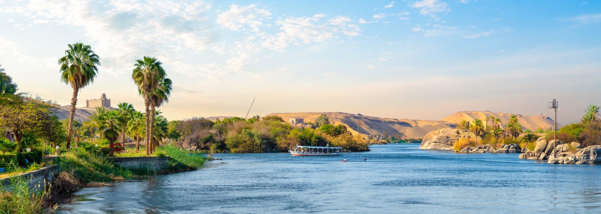 Afrika Flussfahrt