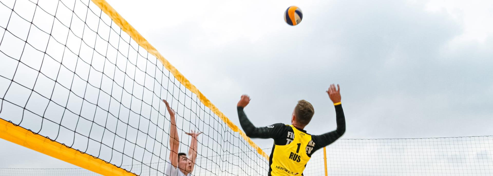 Beachvolleyball, Sport Live Reisen, Knecht Reisen