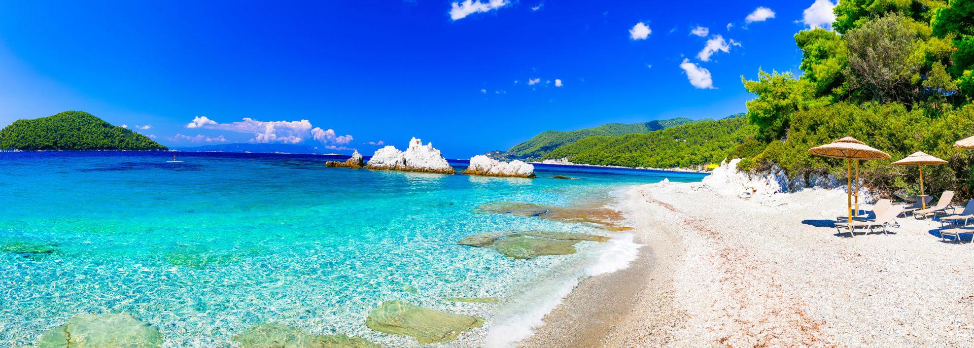 Griechenland, Strand