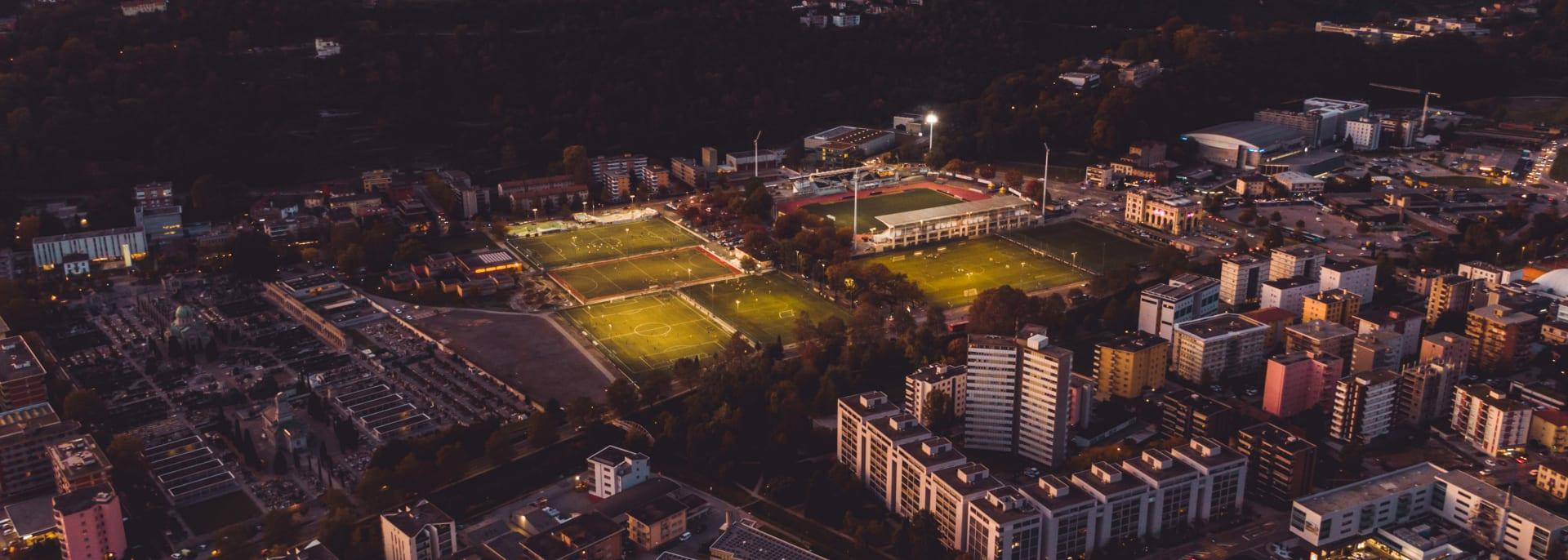 Schweiz, Fussball-Camp, Fussball-Trainingslagerreisen, Knecht Reisen