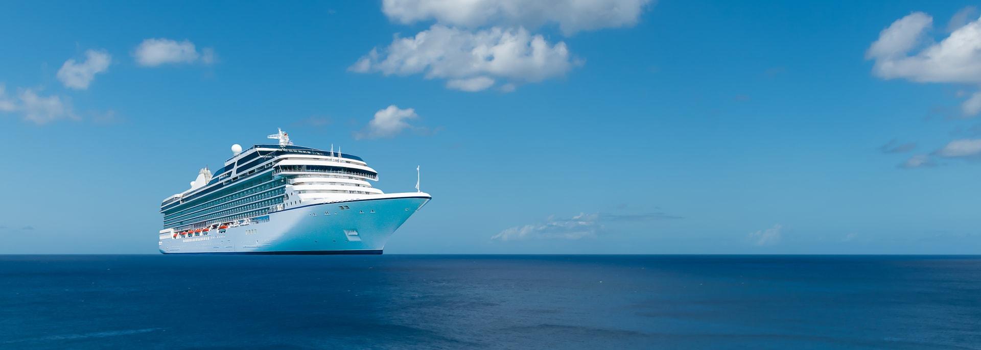 Kreuzfahrt durch den Atlantik