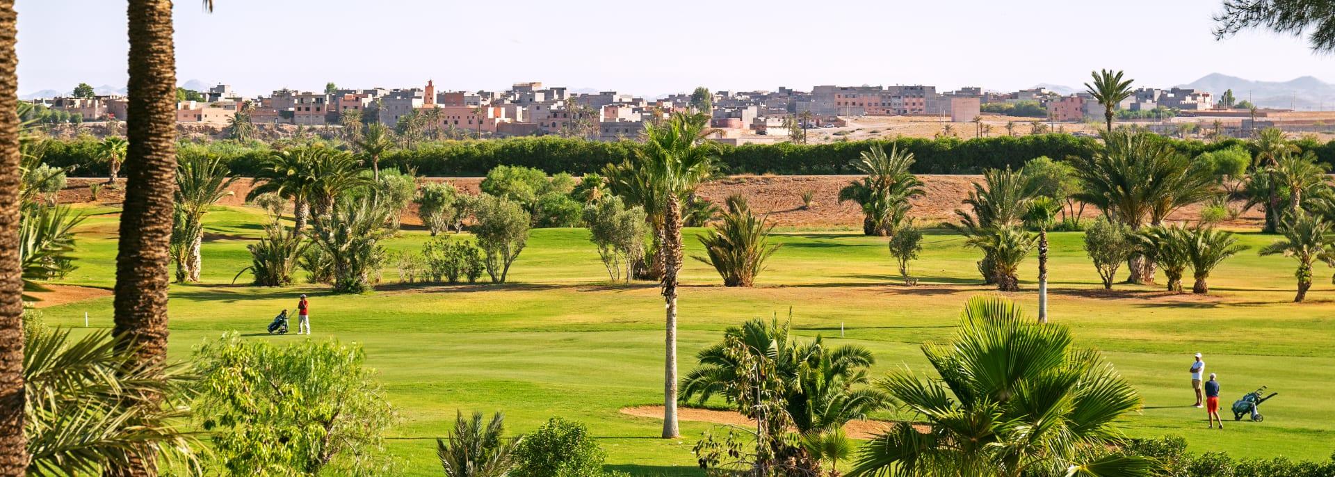 Marokko, Golfreisen, Knecht Reisen