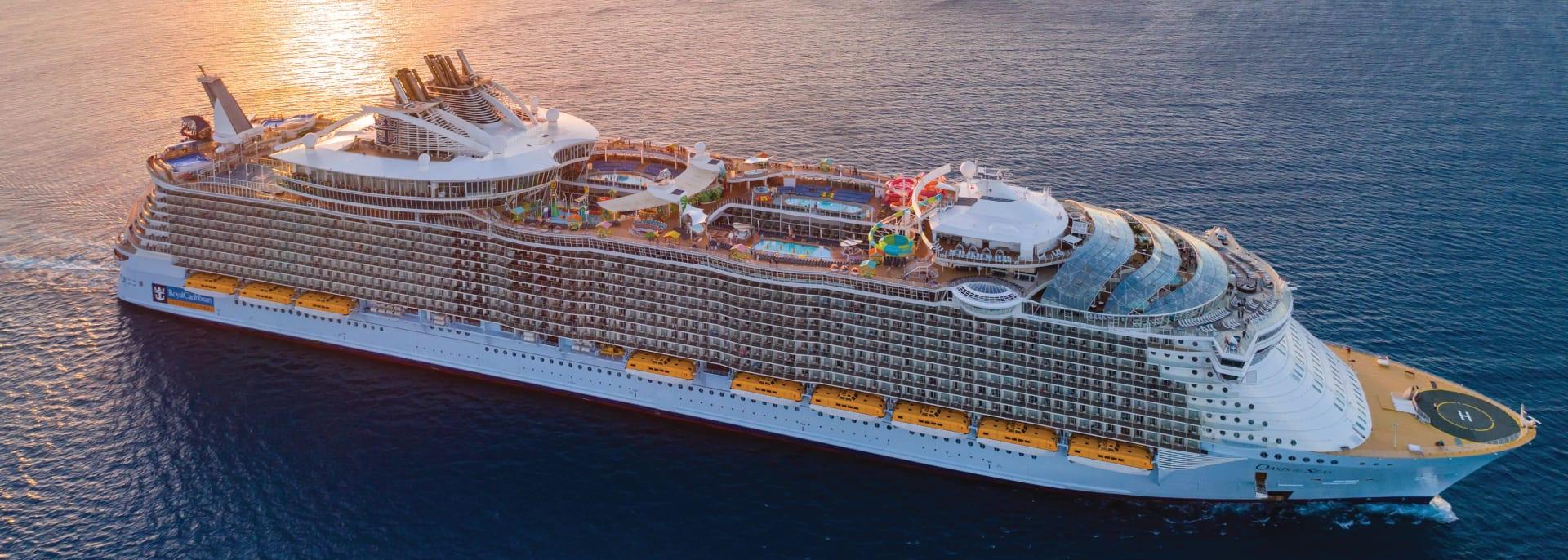 Royal Caribbean Schiff
