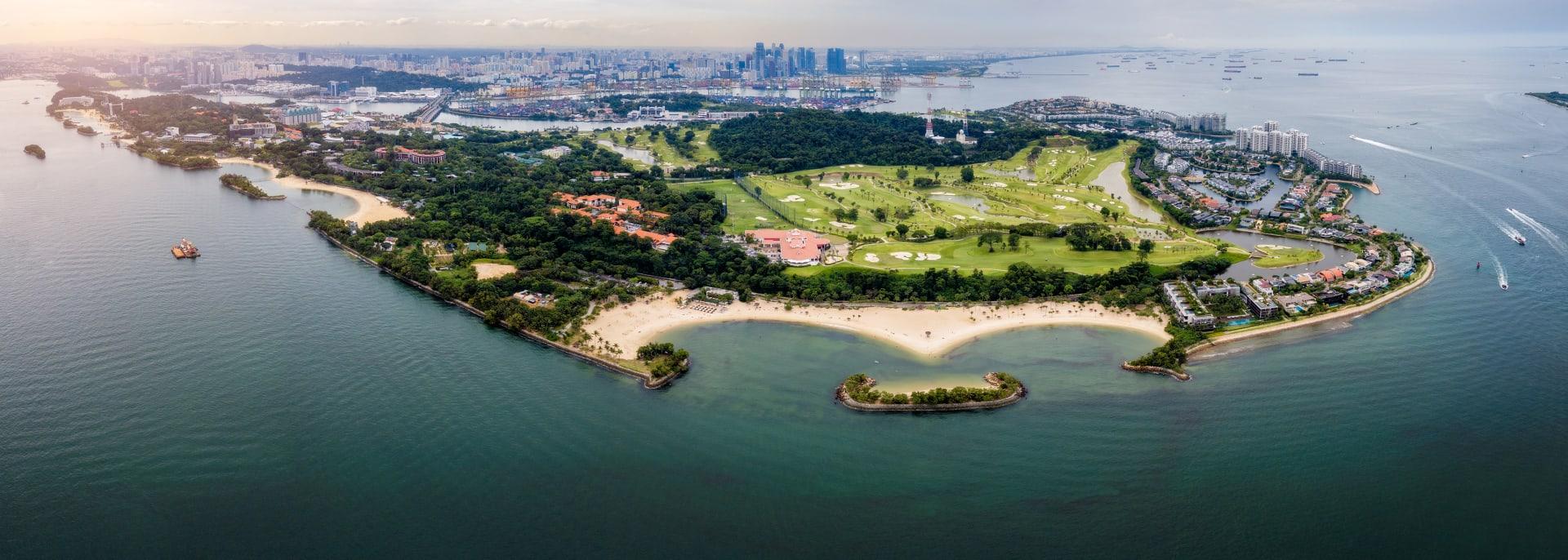 Singapur, Golfreisen, Knecht Reisen