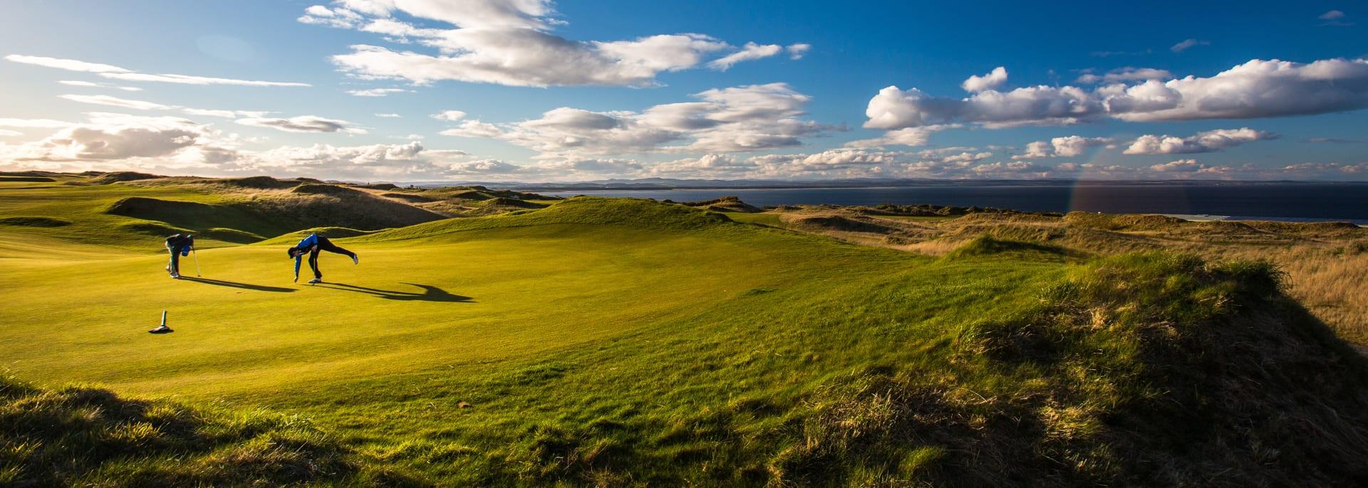 Schottland, Golfreisen, Knecht Reisen