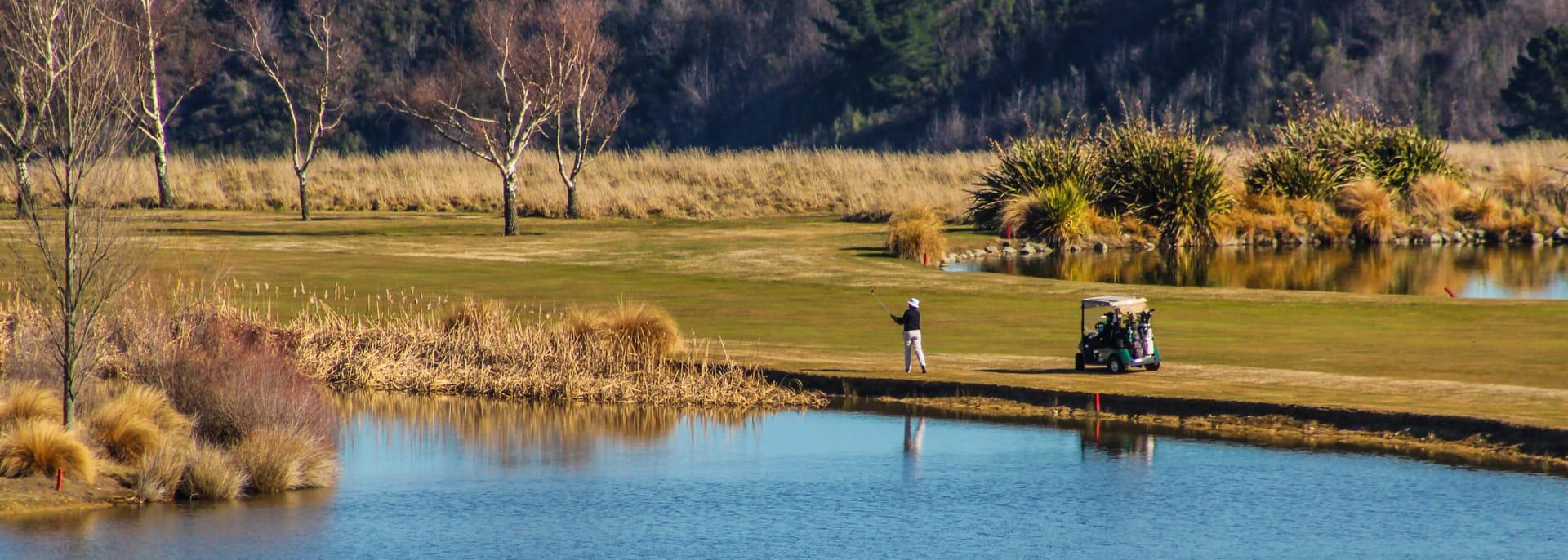 Neuseeland, Golfreisen, Knecht Reisen