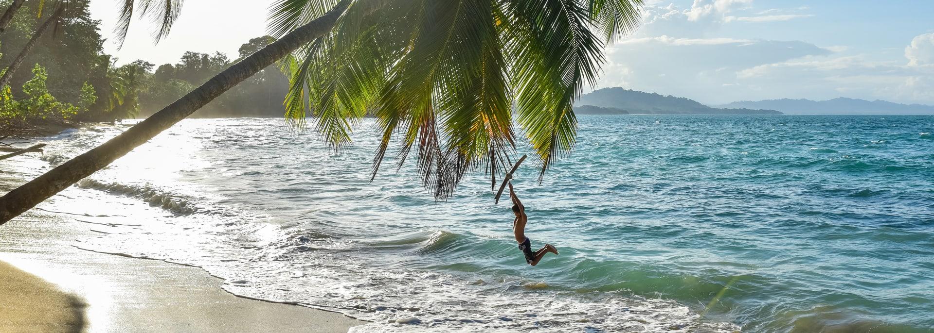 Strand von Punta Uva, Costa Rica