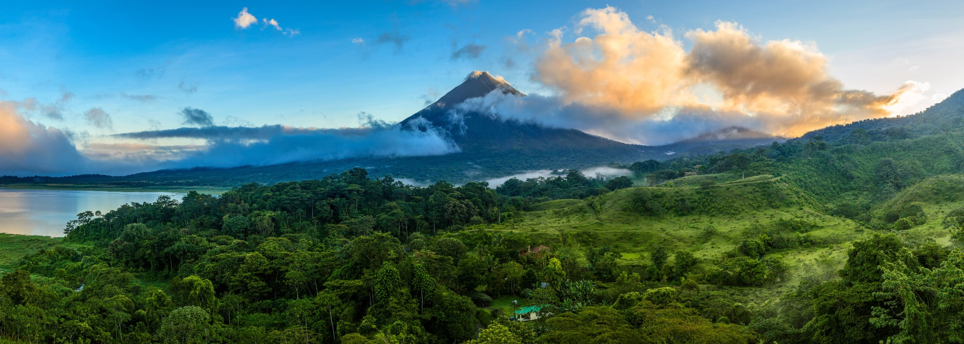 Arenal NP, Costa Rica