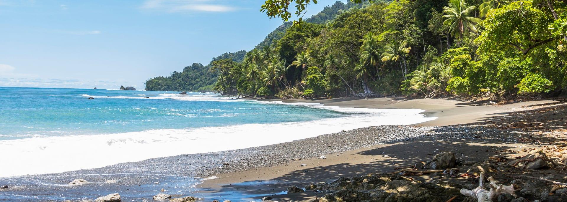 Corcovado & Halbinsel Osa, Costa Rica