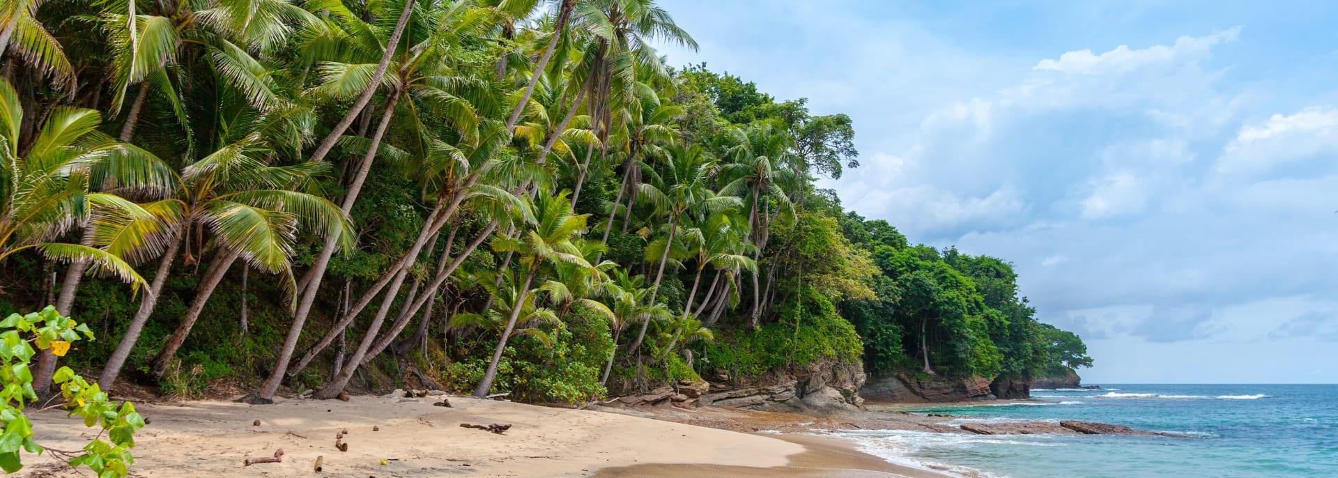 Playa Blanca, Saboga, Panama