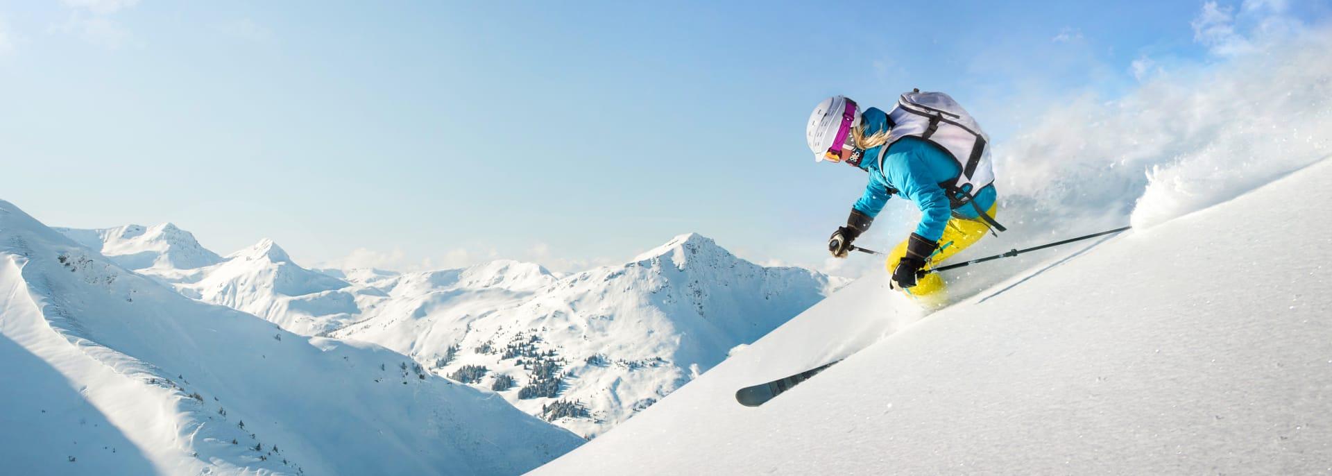 Ski- und Winterferien, Iran