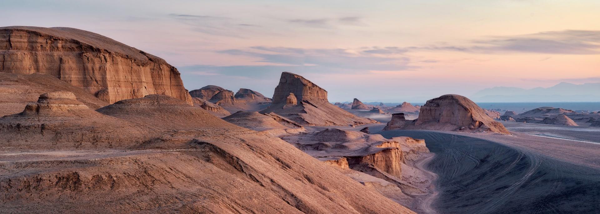 Lut Wüste, Iran