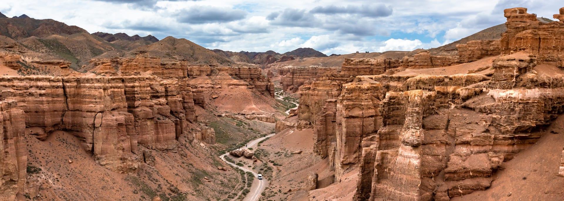 Charyn Canyon, Kasachstan