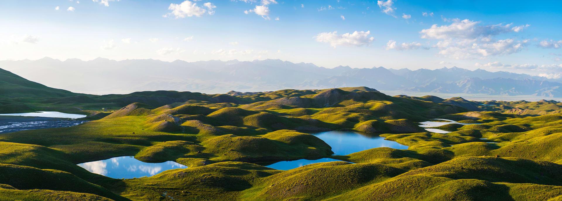 Chon Alai Tal, Osh, Kirgistan
