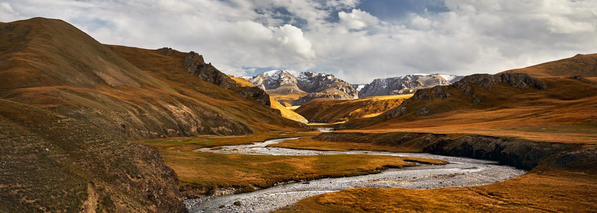 Kel Suu See, Naryn, Kirgistan