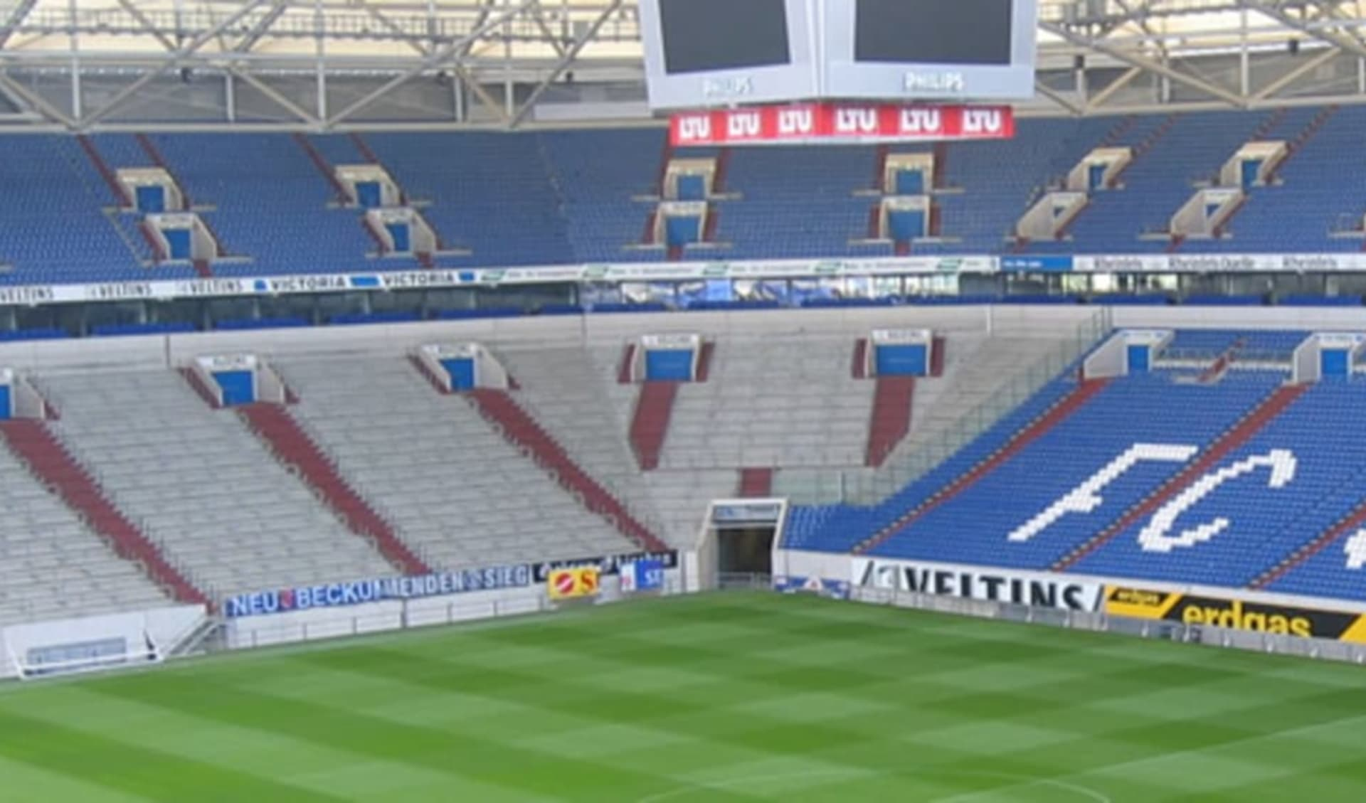 FC Schalke 04 ab Gelsenkirchen: veltins_arena