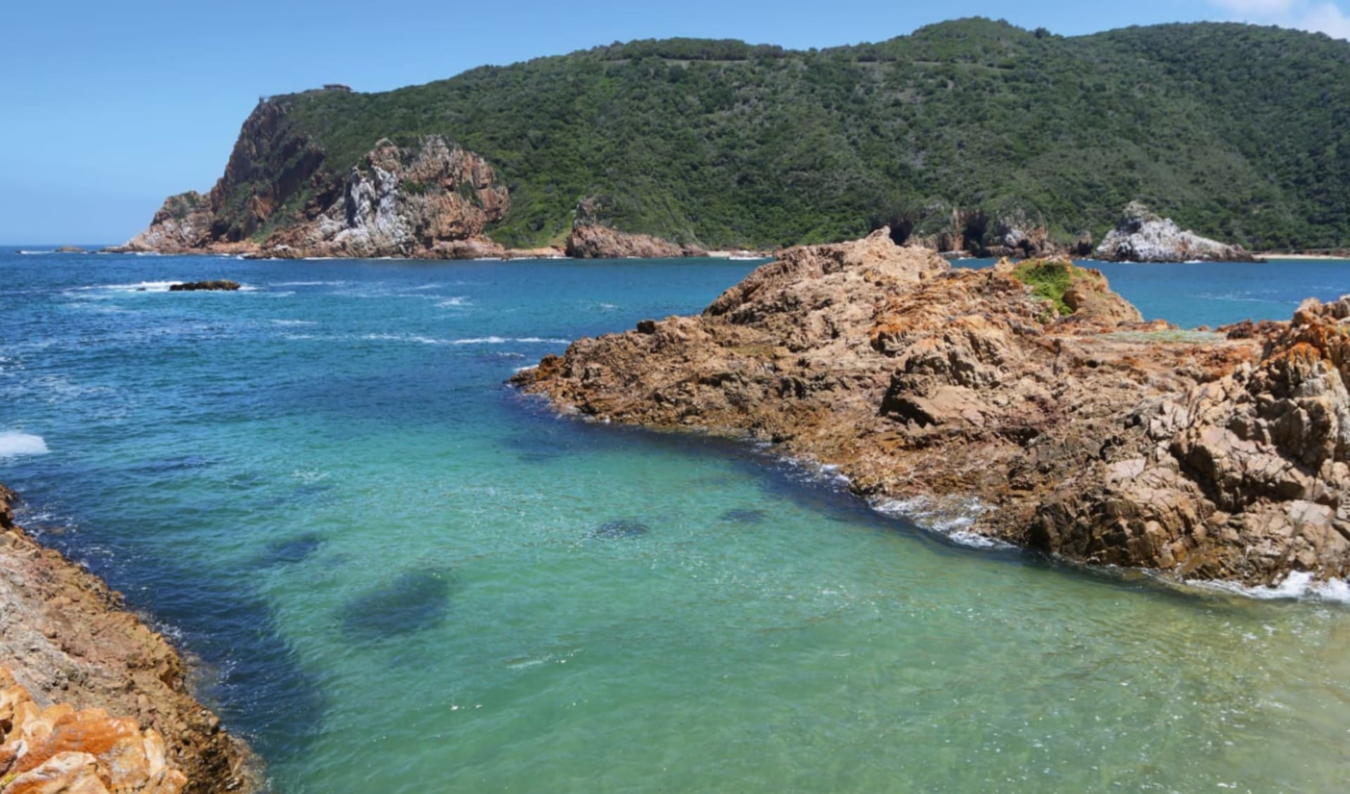 Südafrika Klassiker Gruppenreise ab Johannesburg: Südafrika - Garden Route - Knysna Lagune