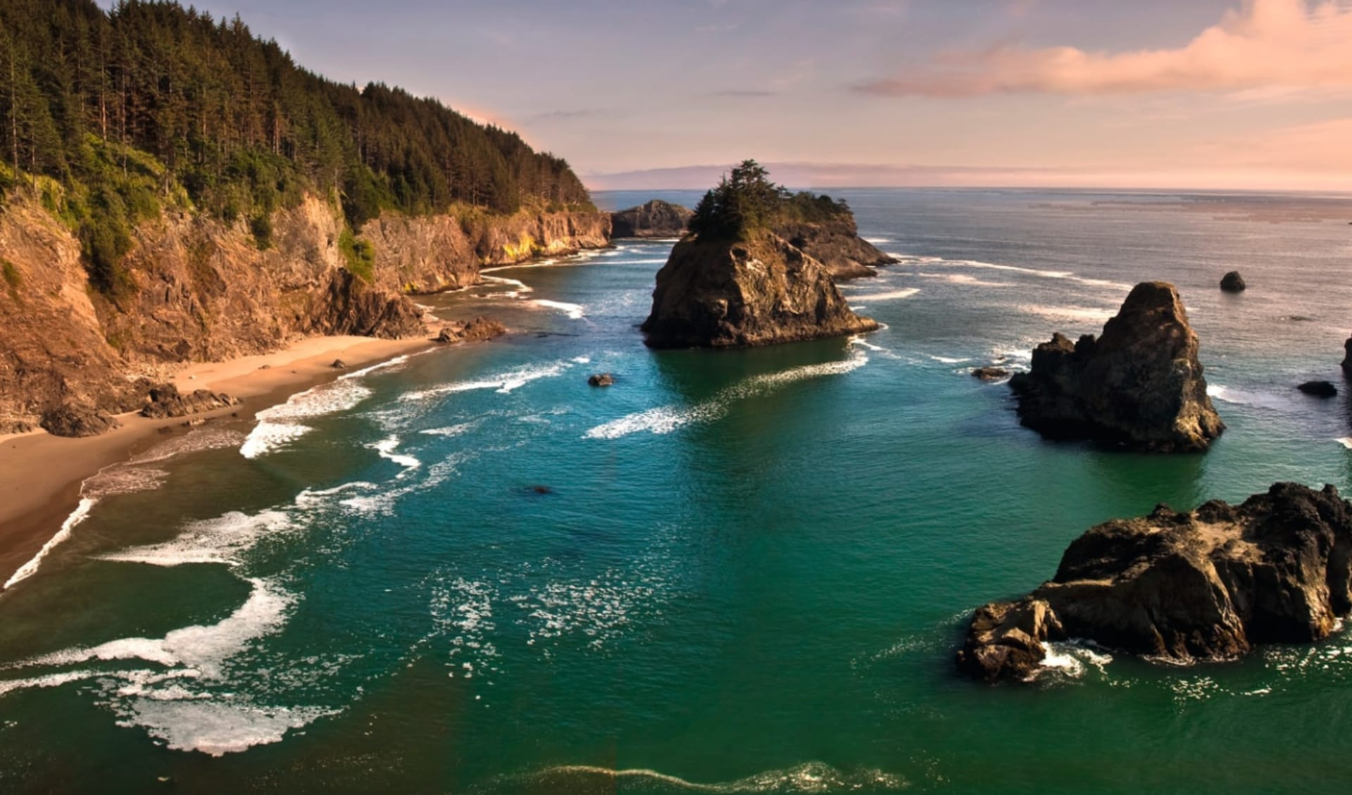 Best of Pacific Northwest ab Seattle: OREGON COAST_