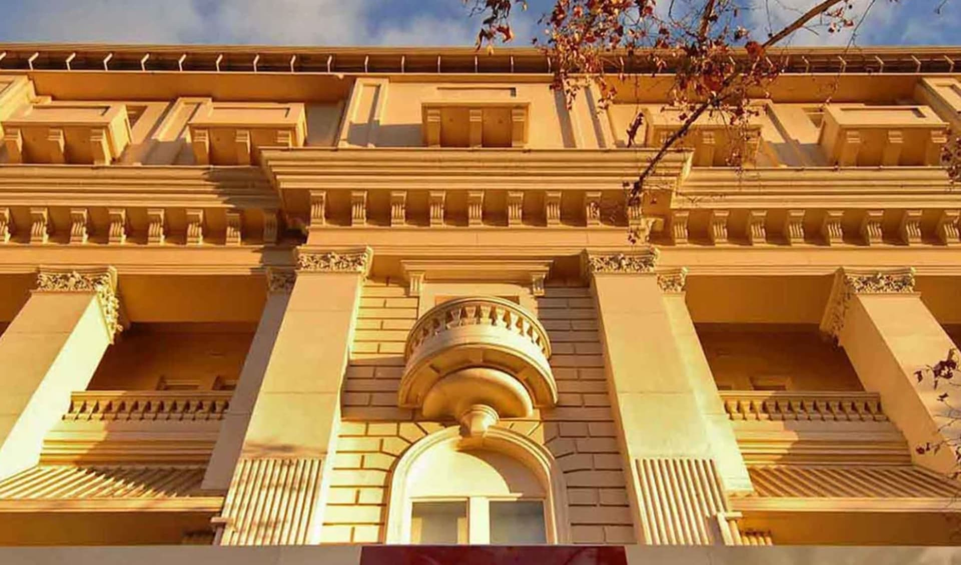 Mercure Hotel Grosvenor Adelaide: Mercure Adelaide Grosvenor_exterior