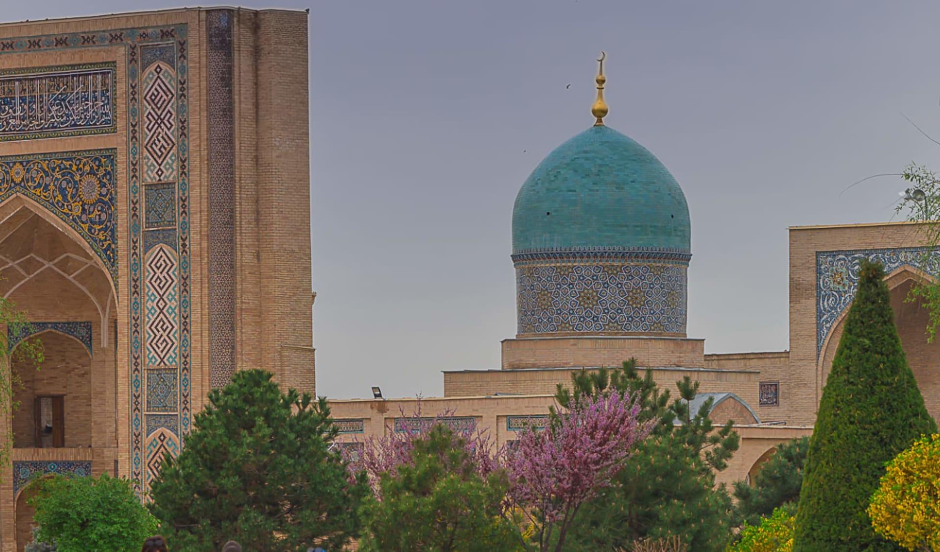 OSRE Das grosse Seidenstrassen-Abenteuer ab Almaty: Usbekistan_Taschkent44