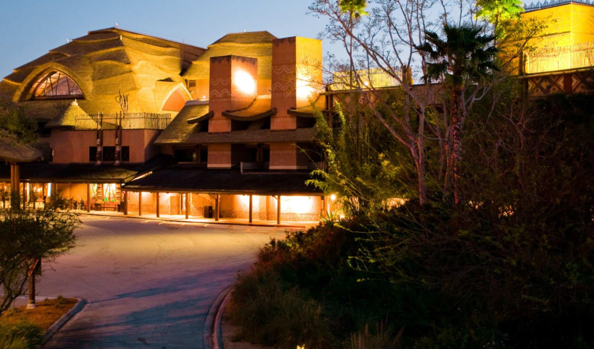 Disney's Animal Kingdom Lodge in Lake Buena Vista: 48313090_MHS_030908_0020