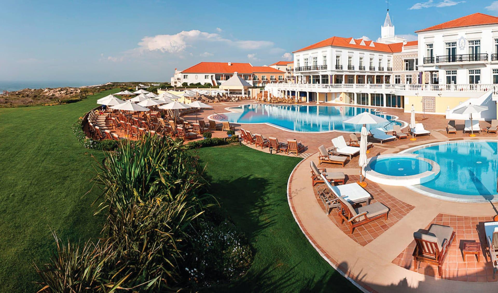 Praia d'el Rey Marriott Golf & Beach Resort in Cascais: Hotel - Exterior (6)