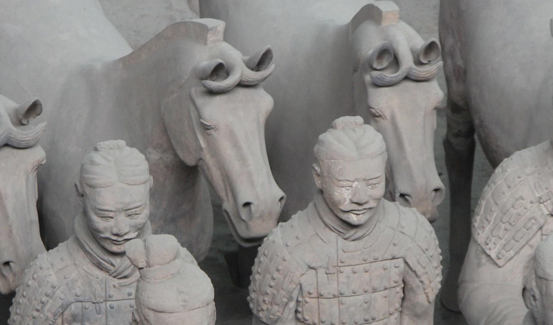 Erlebnis Seidenstrasse ab Kashgar: Terrakotta-Armee II